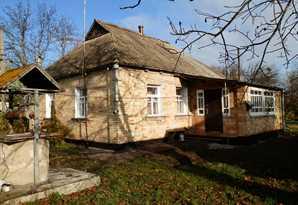 фотография - смт. Гребінки. Продається будинок 71/51/13м2/земельна ділянка 20сот. біля річки.