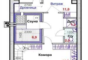"Town House ""Пушкинский"" таун хаус квартира дом"