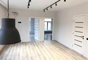 Квартира с новым ремонтом в клубном доме на Гагарина.