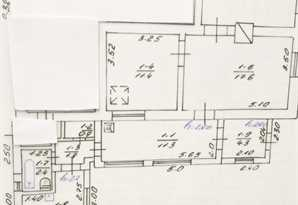 фотография - продам пол дома 3 комнаты, участок 9 сотов центре Ирпеня