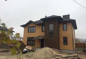 Новый кирпичный дом 165 кв.м, П. Борщаговка, 2 км до Киева