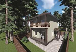фотография - Продам окремий будинок в Ірпені на вул. Українська - центральна частина міста