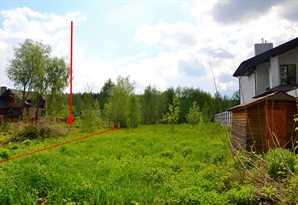 Участок 16,32 сот. с. Зазимье возле леса на границе с. Погребы