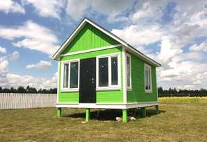 Дом с участком для отдыха