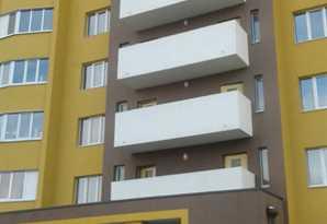 фотография - 1 ком. квартира в сданном доме. р-н ЗАЗа.