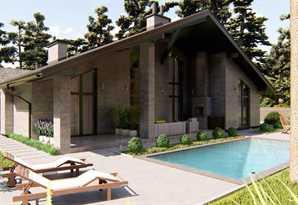 """фотография - Дом в """"Park-Residence 3"""",продуманный до мелочей!Лесная Буча."""